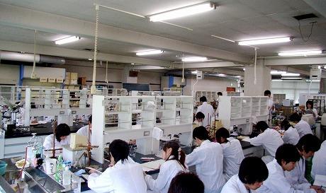 新学生実験室